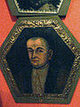 Museum of Archdiocese in Gniezno - coffin portrait 01.JPG