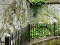 Musgrave Watson frieze in Battishill Gardens.jpg