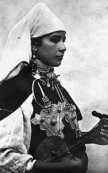 ddbf06e00e43a اللباس التقليدي المغربي - ويكيبيديا، الموسوعة الحرة