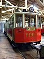Muzeum MHD, tramvaj 999.jpg
