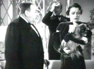 My Man Godfrey - Eugene Pallette, Mischa Auer and Alice Brady in My Man Godfrey.