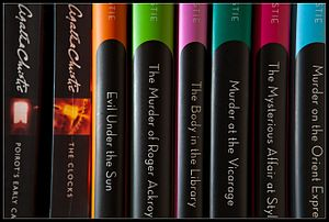 Mystery fiction - Novels by Agatha Christie