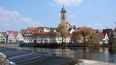 Nürtingen Neckarfront 2012.jpg