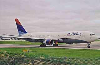 Delta Air Lines Flight 1989 terrorism-related aircraft incident