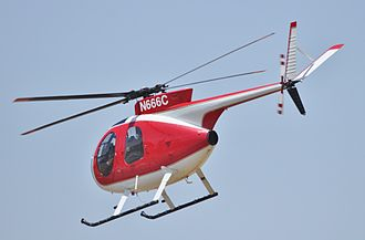 Hughes Helicopters - Hughes Model 369