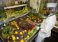 NATO Training Mission Afghanistan members receive top-notch service on Thanksgiving (6394858479).jpg
