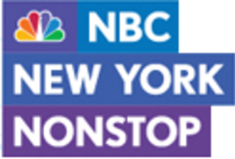 WNBC - Former New York Nonstop logo from 2011 to 2012.