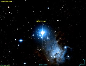 Image illustrative de l'article NGC 2264