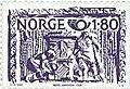 NK870 norwegian stamp henrik bech hercules.jpg