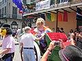 NOLA Pride 2010 Miss NOLA Pride carriage.JPG
