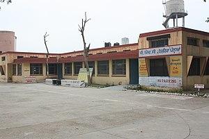 Naushehra Pannuan - Hospital at Naushehra Pannuan