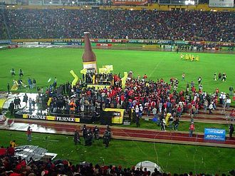 2017 South American Youth Football Championship - Image: Nacionalcampeon