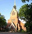 Nacka kyrka entre 2005-06-22.JPG