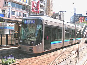 Image illustrative de l'article Tramway de Nagasaki