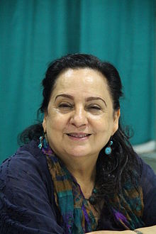 Najmieh Batmanglij - 2015 National Book Festival (2).jpg