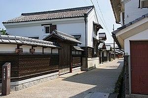 Higashiōmi - Image: Nakae Jungoro House Kondo cho Gokasho 01s 4s 4410