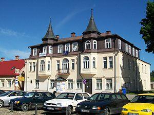 Rokiškis - House in Rokiškis center