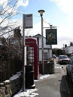 Nannerch Human settlement in Wales
