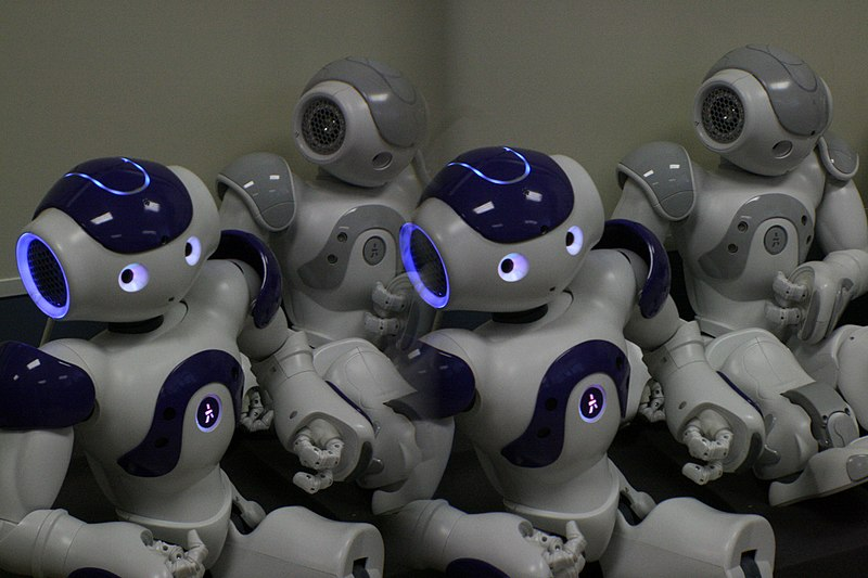 Read about NAO Robot on Wikipedia