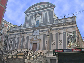Image illustrative de l'article Basilique San Paolo Maggiore (Naples)