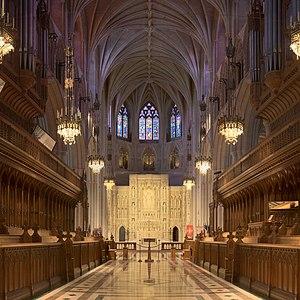 Henry Vaughan (architect) - Washington National Cathedral, Washington, DC