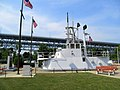 National Submarine Memorial, Groton, CT.JPG