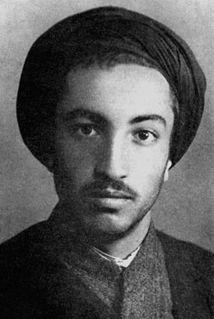 Navvab Safavi Iranian cleric