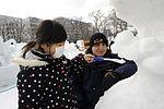 Navy Misawa snow team creating sculpture in Sapporo, Japan 130131-N-ZI955-098.jpg