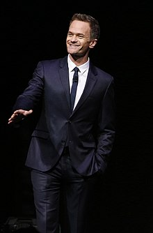 Neil Patrick Harris in LG Electronics' 'Art of the Pixel' New-Media Competition, September 2014.jpg