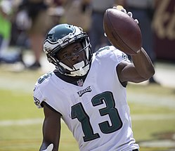 a02f23a4b33 Nelson Agholor - Wikipedia