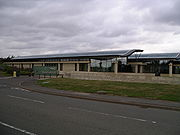 Network Rail's Coventry leadership development centre, Westwood