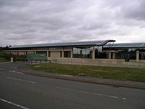 Network Rail - Network Rail's Coventry leadership development centre, Westwood.