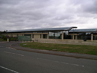 Network Rail - Network Rail's Coventry leadership development centre, Westwood.