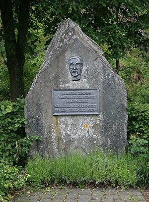 Jean Antoine Zinnen - Memorial in Neuerburg