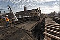 New Bedford Rail Bridges Reconstruction, October 29, 2010 (5136476336).jpg
