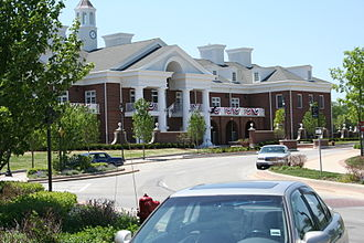 New Lenox, Illinois - The New Lenox Village Hall