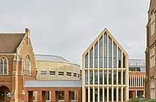New Quad Development, St Edward's School, Oxford, UK.jpg
