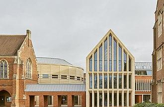 St Edward's School, Oxford - Image: New Quad Development, St Edward's School, Oxford, UK