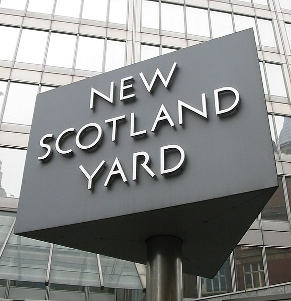File:New Scotland Yard sign 3.jpg
