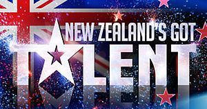 New Zealand's Got Talent logo