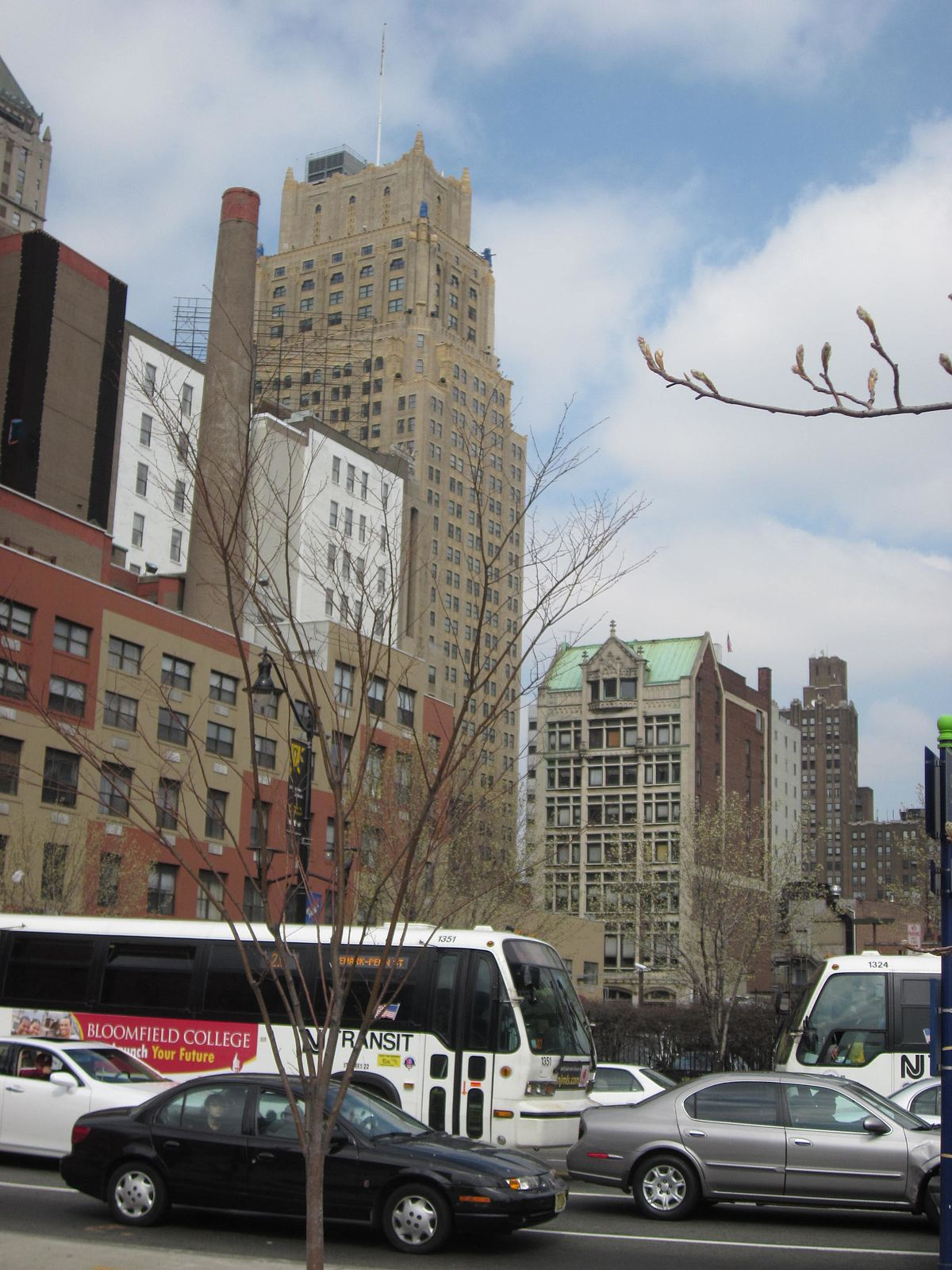 Newark New Jersey Wikimedia Commons