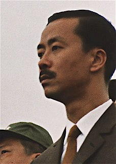 Nguyễn Cao Kỳ Vietnamese politician and general