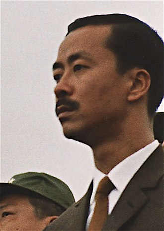 Lâm Văn Phát - Air Force Chief Kỳ was one of the leading figures in putting down Phát's coup attempt.