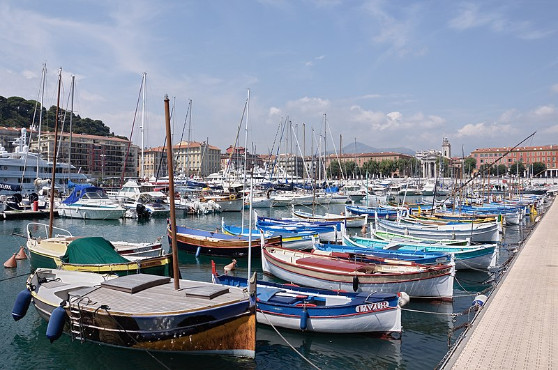 nice, france port