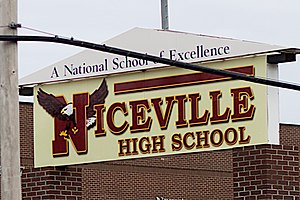 Niceville High School - Image: Niceville High School