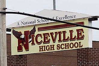 Niceville High School - Image: Niceville High School
