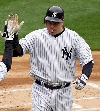 Nick Johnson (baseball) - Image: Nick Johnson 2010 (2)