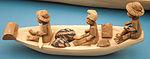 Nigeria, Yoruba boat, model in the Vatican Museums.jpg
