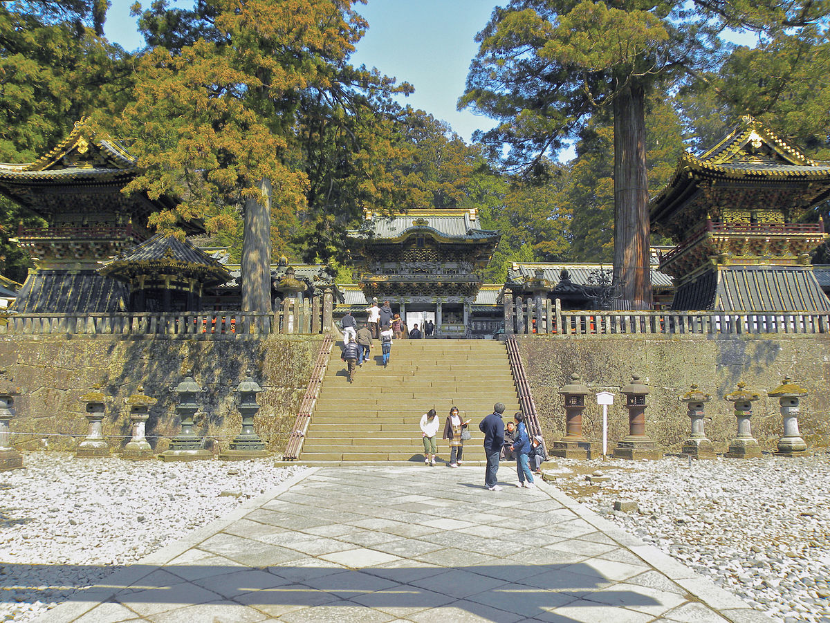 shrines and temples of nikk u014d