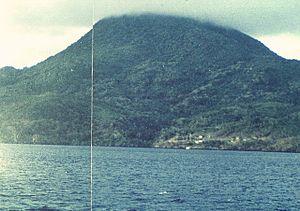 Mount Nila - Image: Nila Island